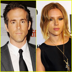 Ryan Reynolds &#038; Scarlett Johansson File for Divorce