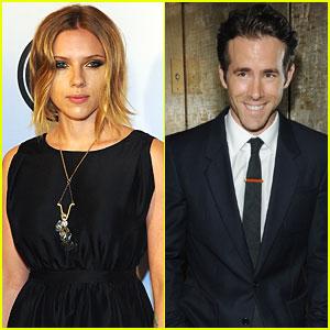 Ryan Reynolds & Scarlett Johansson Separate