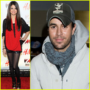 Selena Gomez & Enrique Iglesias: Z100 Jingle Ball 2010