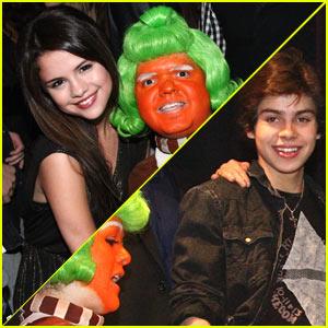 Selena Gomez: Happy Birthday, Jake T. Austin!