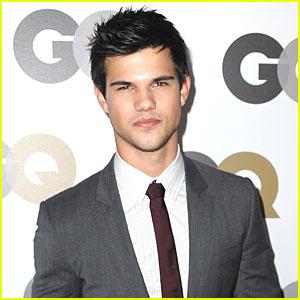 Taylor Lautner: 'Incarceron' Bound?