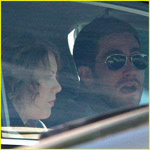 Taylor Swift & Jake Gyllenhaal: Driving Date!