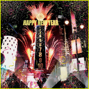 Watch New Year's Eve in Times Square -- Live Feed!