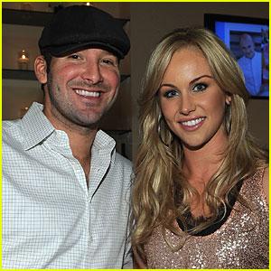 Tony Romo: Engaged to Candice Crawford!