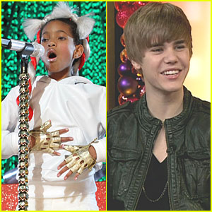Willow Smith: European Tour Invite from Justin Bieber!