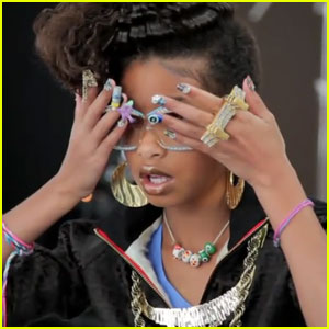 Willow Smith: 'Sunday Times' Shoot Behind the Scenes!