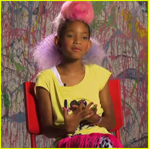 Willow Smith: 'Whip My Hair' Behind the Scenes!