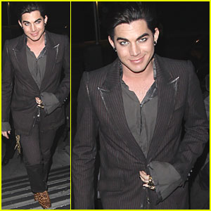 Adam Lambert: Birthday Celebration at H.Wood!