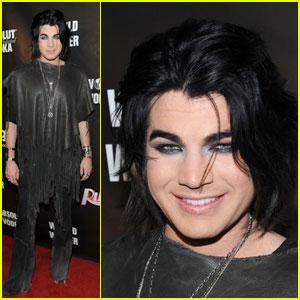 Adam Lambert: 'RuPaul's Drag Race' Premiere!