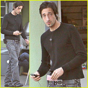 Adrien Brody: 'Giallo' Dispute Resolved