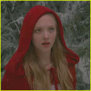 Amanda Seyfried: New 'Red Riding Hood' Trailer!