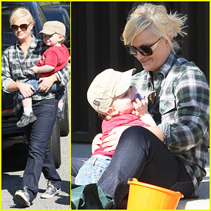Amy Poehler: Playdate with Archie!
