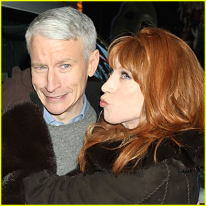 Anderson Cooper: Kissing Kathy Griffin!
