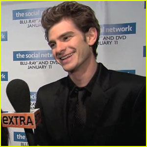 Andrew Garfield: Spidey Suit is 'Tight and Airy'
