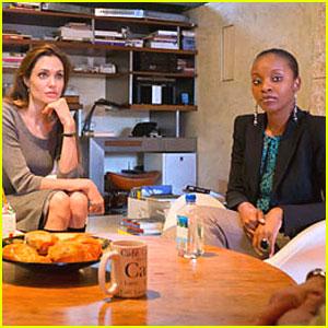 Angelina Jolie & SOS Children's Villages Announce Legal Fellow