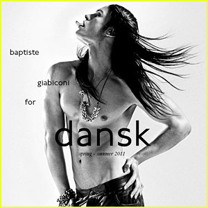 Baptiste Giabiconi: DANSK's Choice for a New Generation!