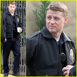 Ben McKenzie: 'Southland' Shoot with Regina King!