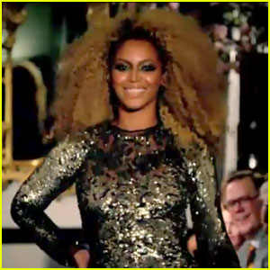 Beyonce Works the Tom Ford Runway -- Video!