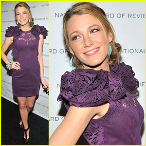 Blake Lively: National Board of Review Gala!
