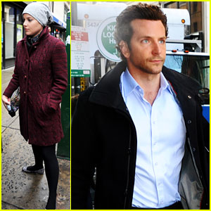 Bradley Cooper: 'Limitless' in Philly with Abbie Cornish