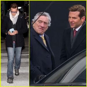 Bradley Cooper: 'Limitless' with Robert De Niro