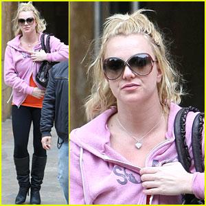 Britney Spears: Grammys Performance Next Month?