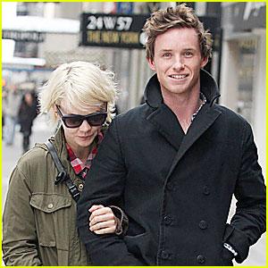 Carey Mulligan & Eddie Redmayne: Dating?