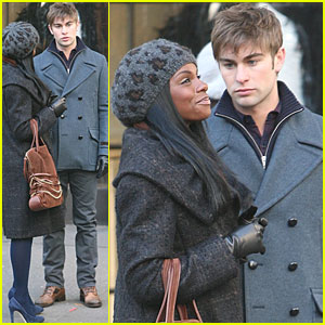 Chace Crawford: Back to Work on 'Gossip Girl'