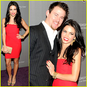 Channing Tatum: New Year's Eve with Jenna Dewan!
