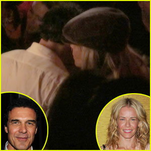 Chelsea Handler & Andre Balazs: New Couple Alert!