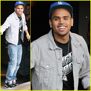 Chris Brown: 'Art Was My Only Outlet'