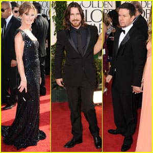 Christian Bale - Golden Globes Best Supporting Actor 2011