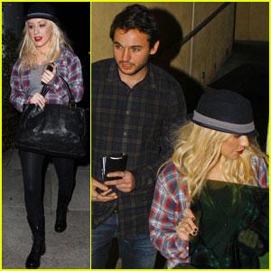Christina Aguilera & Matthew Rutler: Perfect Mustang Match!