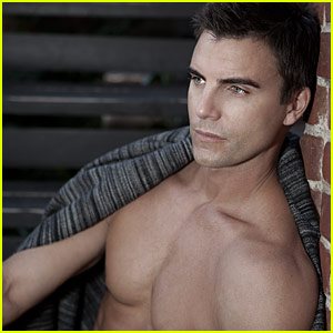 Colin Egglesfield: Ciao, Bello!