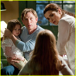 Daniel Craig &#038; Rachel Weisz: 'Dream House' First Look!