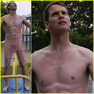 Daniel Tosh: Naked for Tosh.0 Premiere!