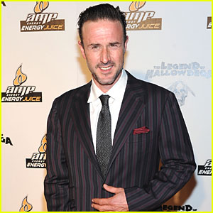 David Arquette Leaves Rehab