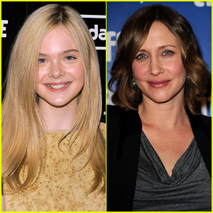 Elle Fanning: 'Pure Life' with Vera Farmiga