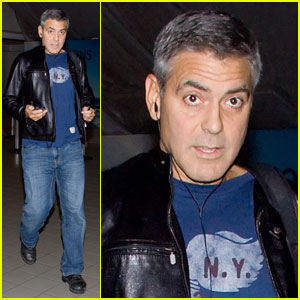 George Clooney to Nolan Gould: You're Dapper!