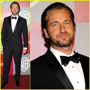 Gerard Butler: InStyle/Warner Bros. Party Person