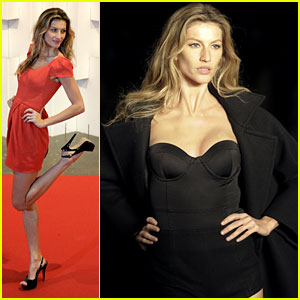 Gisele Bundchen: Colcci Runway Model