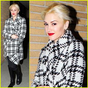 Gwen Stefani: Twitter Photo Crazy!