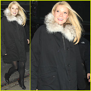 Gwyneth Paltrow: Good Morning, America!