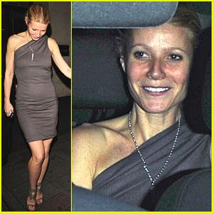 Gwyneth Paltrow: May Fair Fabulous!