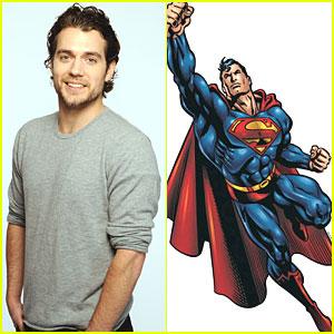 Henry Cavill: Superman in Zack Snyder Reboot!