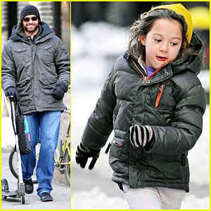 Hugh Jackman: After School Fun with Ava!