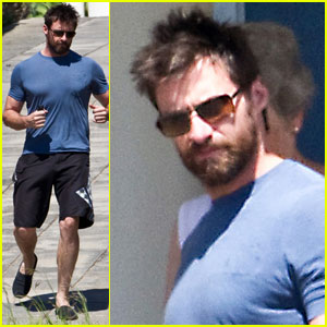 Hugh Jackman: House Hunting in Melbourne