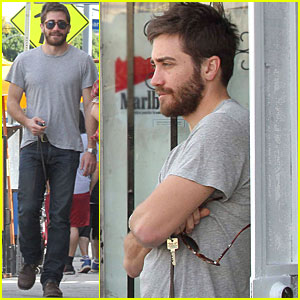 Jake Gyllenhaal: Out to Lunch with Busy Philipps!