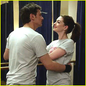Anne Hathaway &#038; James Franco: Oscars Promo Video!