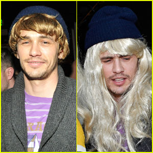 James Franco Wigs Out at Sundance